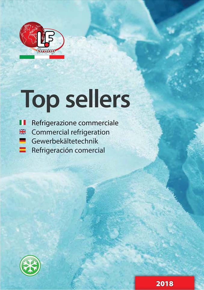 Refrigeratión top sellers 2018